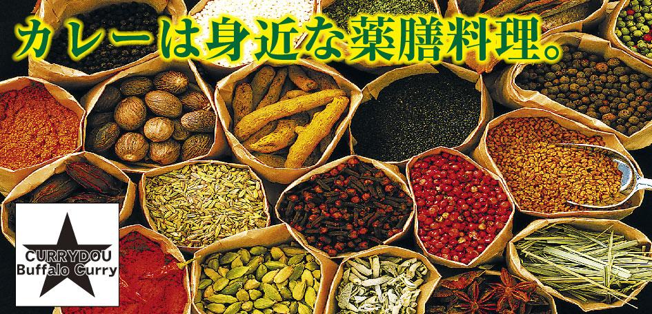 堀江カレー堂 カレーは身近な薬膳料理のTOP画像